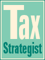 The Tax Strategist - monthly print newsletter