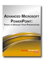 Advanced Microsoft PowerPoint 2010