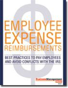 Employee Expense Reimbursements