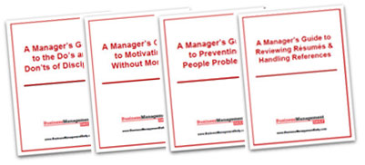 Manager's Guides