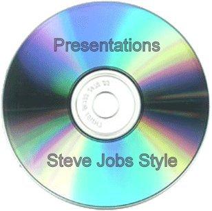Presentations Steve Jobs Style